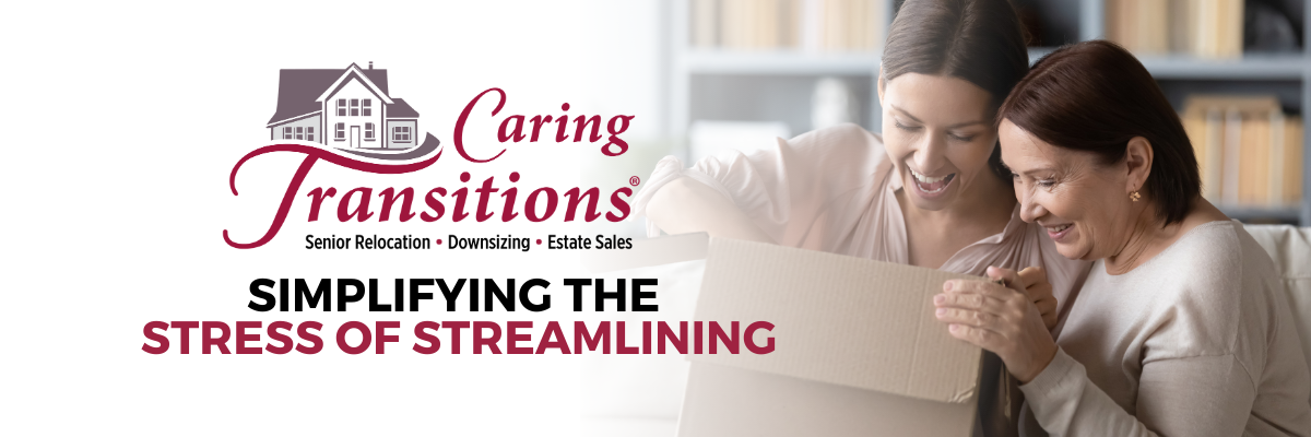 Simplifying the Stress of Streamlining